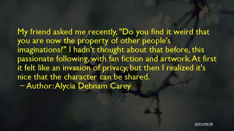 Alycia Debnam Carey Quotes 534607