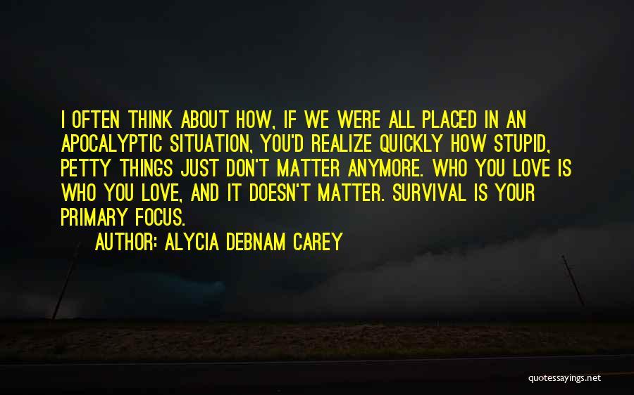 Alycia Debnam Carey Quotes 770543