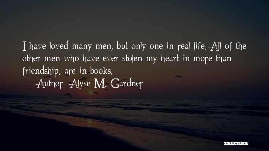 Alyse M. Gardner Quotes 1233453