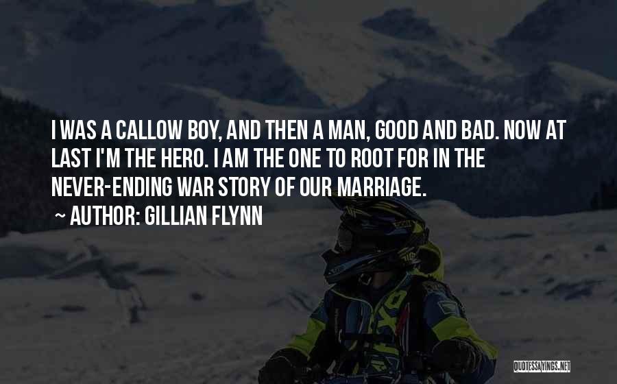 Am A Bad Boy Quotes By Gillian Flynn