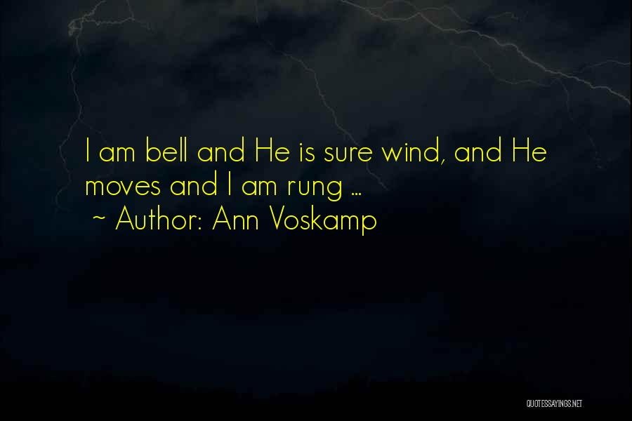 Am I Sure Quotes By Ann Voskamp