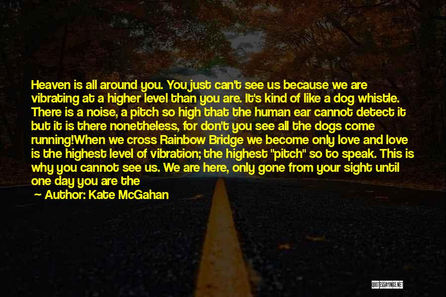 Am I The Only One Love Quotes By Kate McGahan