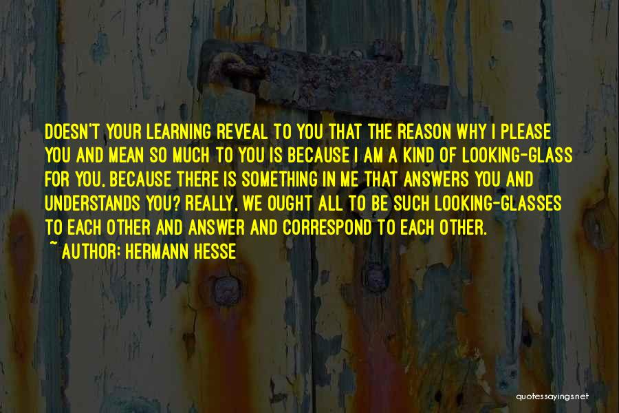 Am Looking For You Quotes By Hermann Hesse