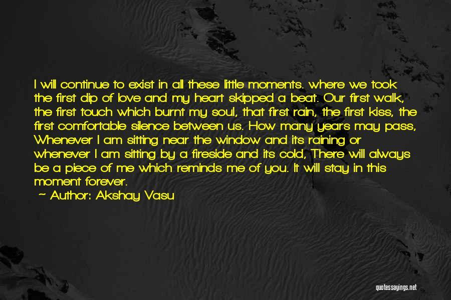 Am Sitting Quotes By Akshay Vasu