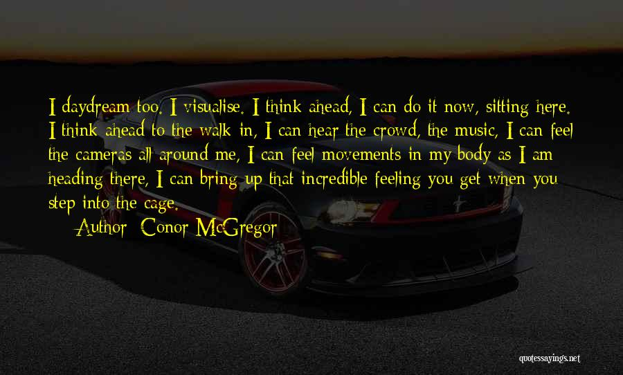 Am Sitting Quotes By Conor McGregor
