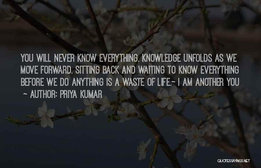 Am Sitting Quotes By Priya Kumar