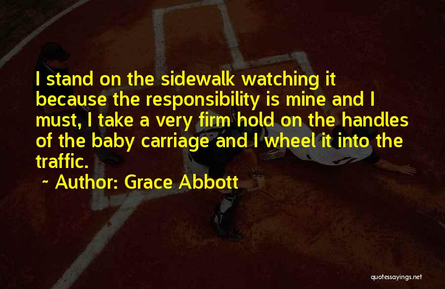 Am So Sorry Baby Quotes By Grace Abbott