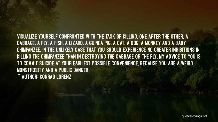 Am So Sorry Baby Quotes By Konrad Lorenz