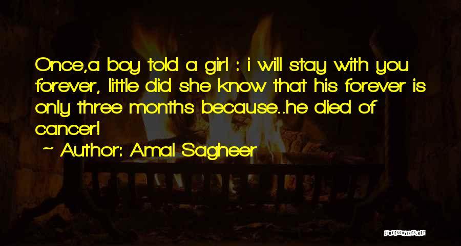 Amal Sagheer Quotes 498418