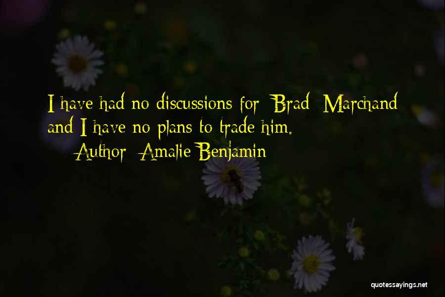 Amalie Benjamin Quotes 1602839