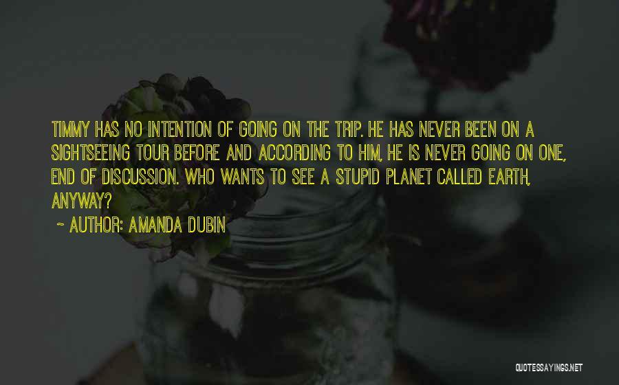 Amanda Dubin Quotes 1433313