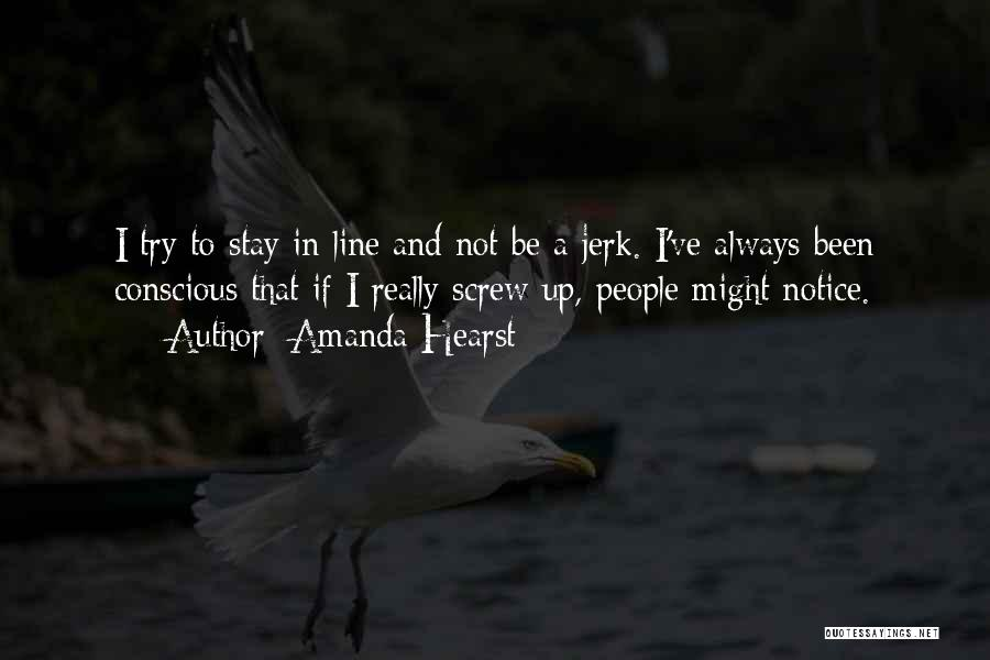 Amanda Hearst Quotes 1080268