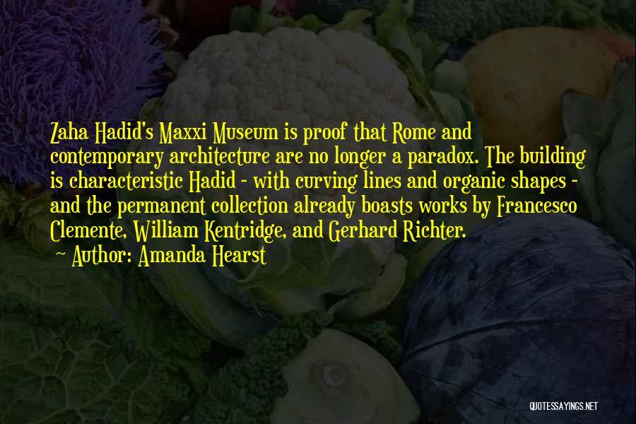 Amanda Hearst Quotes 1844739