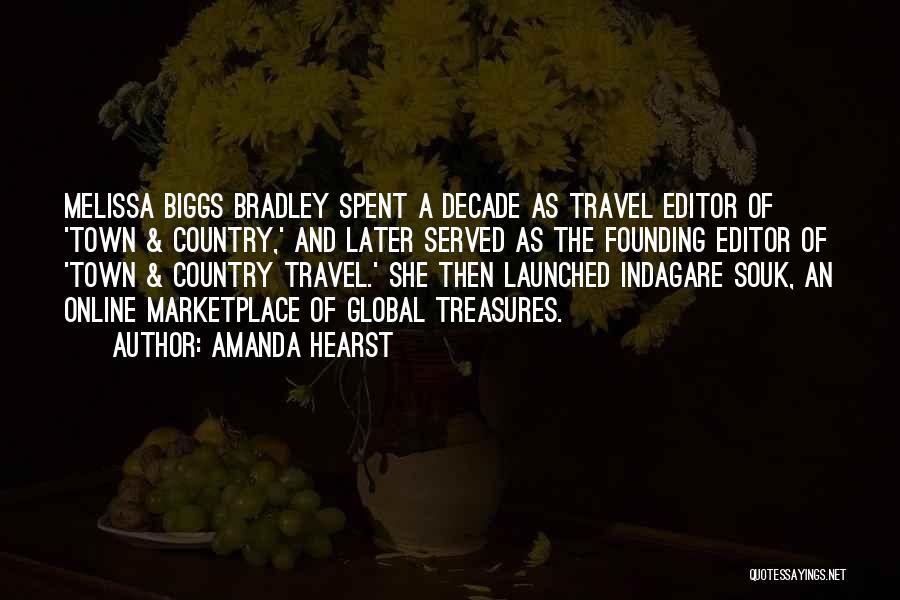 Amanda Hearst Quotes 1929636