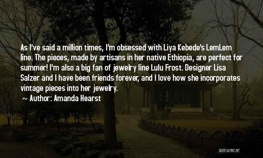 Amanda Hearst Quotes 2140732