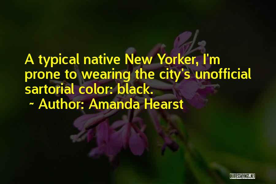 Amanda Hearst Quotes 474059