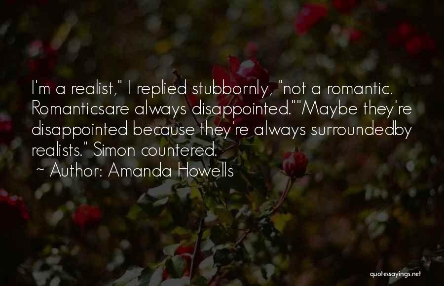 Amanda Howells Quotes 1230714