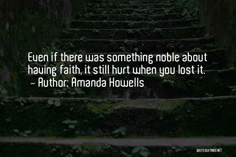 Amanda Howells Quotes 160800