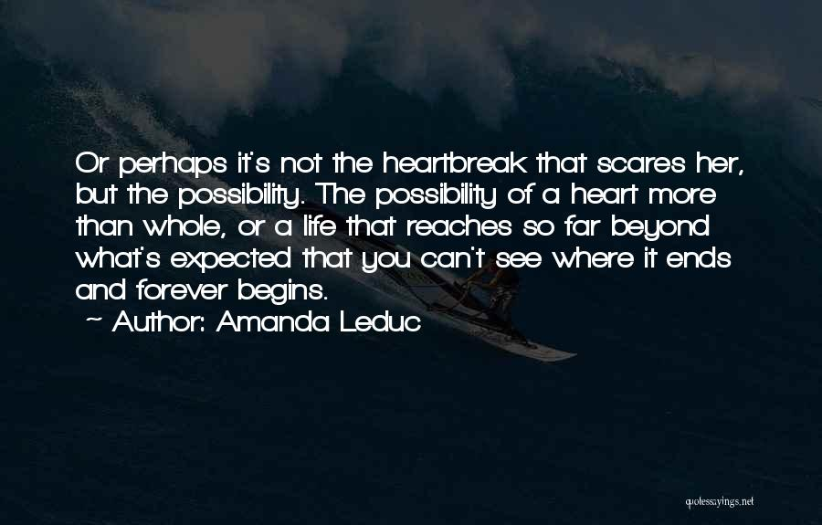 Amanda Leduc Quotes 1647913