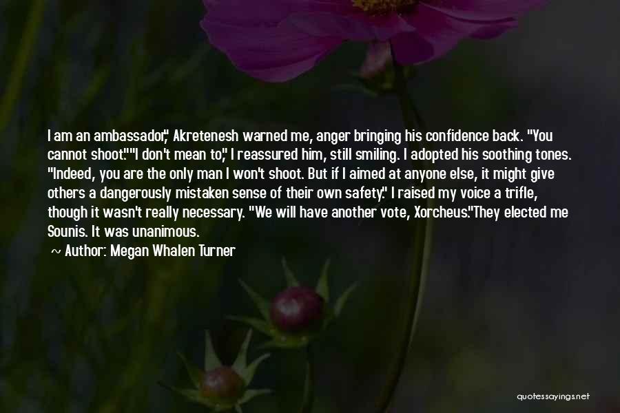 Ambassador Quotes By Megan Whalen Turner