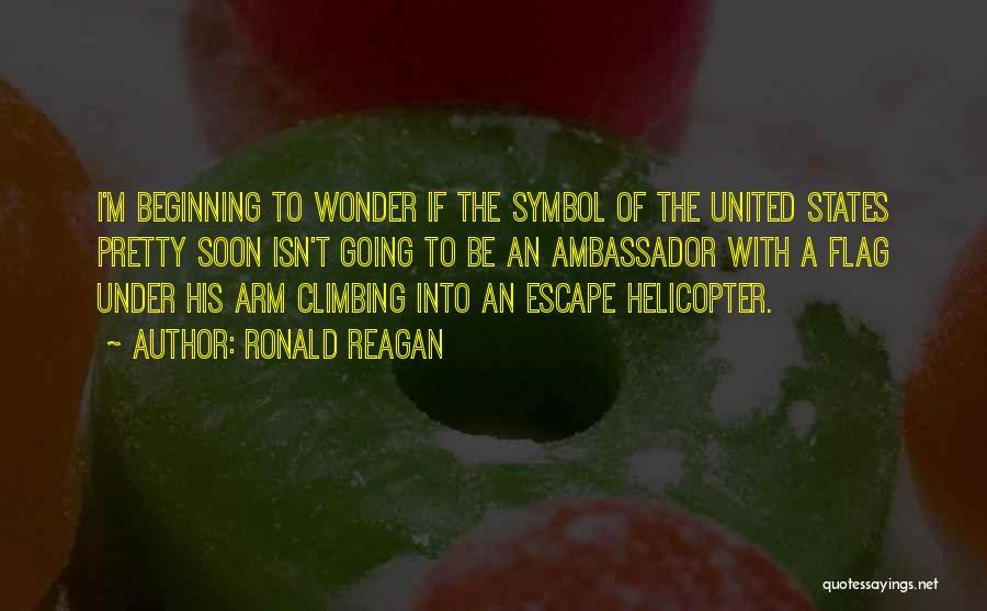 Ambassador Quotes By Ronald Reagan