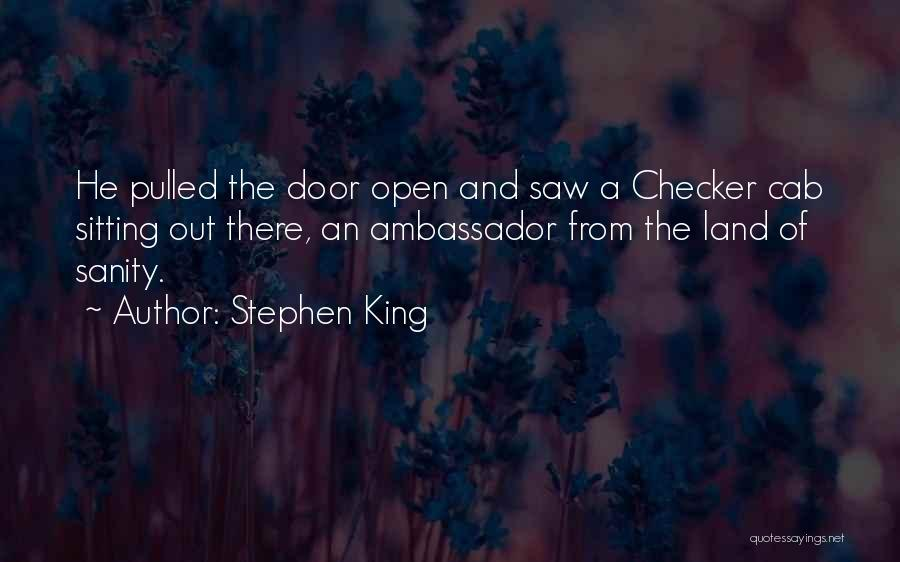 Ambassador Quotes By Stephen King