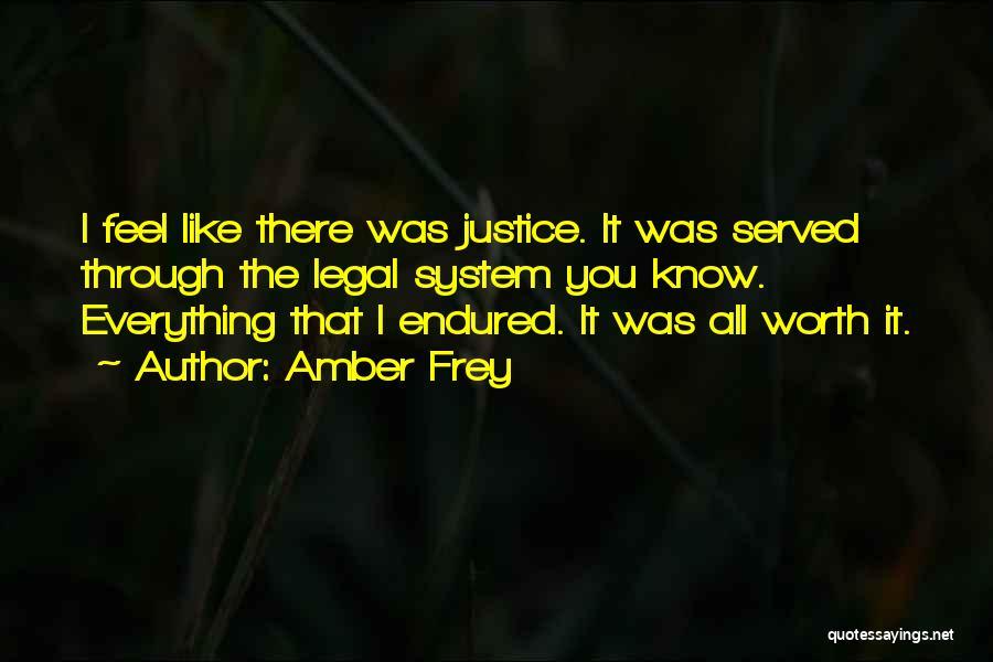 Amber Frey Quotes 226037