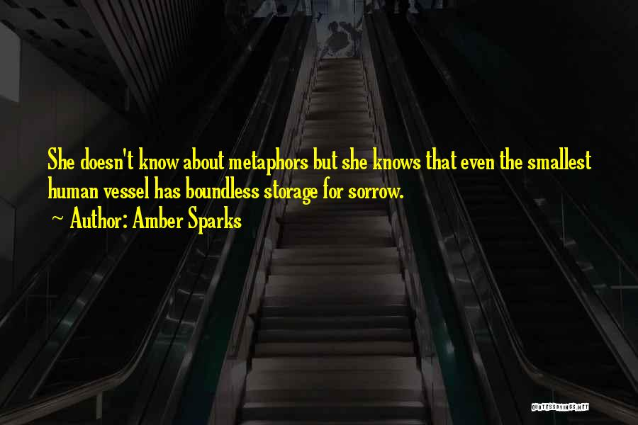 Amber Sparks Quotes 1692515