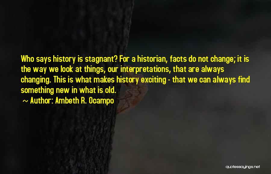Ambeth R. Ocampo Quotes 1042022