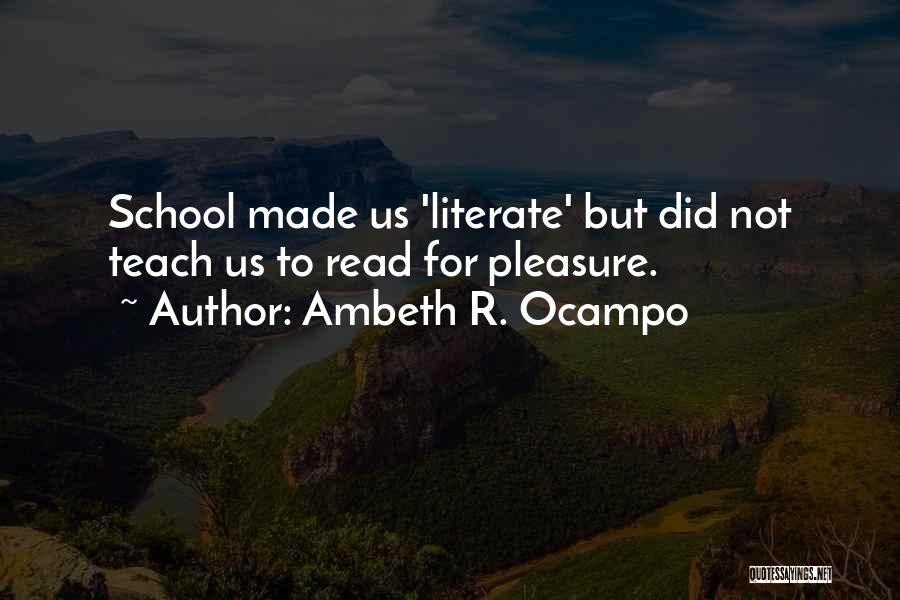 Ambeth R. Ocampo Quotes 1225985