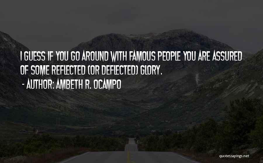 Ambeth R. Ocampo Quotes 1590815