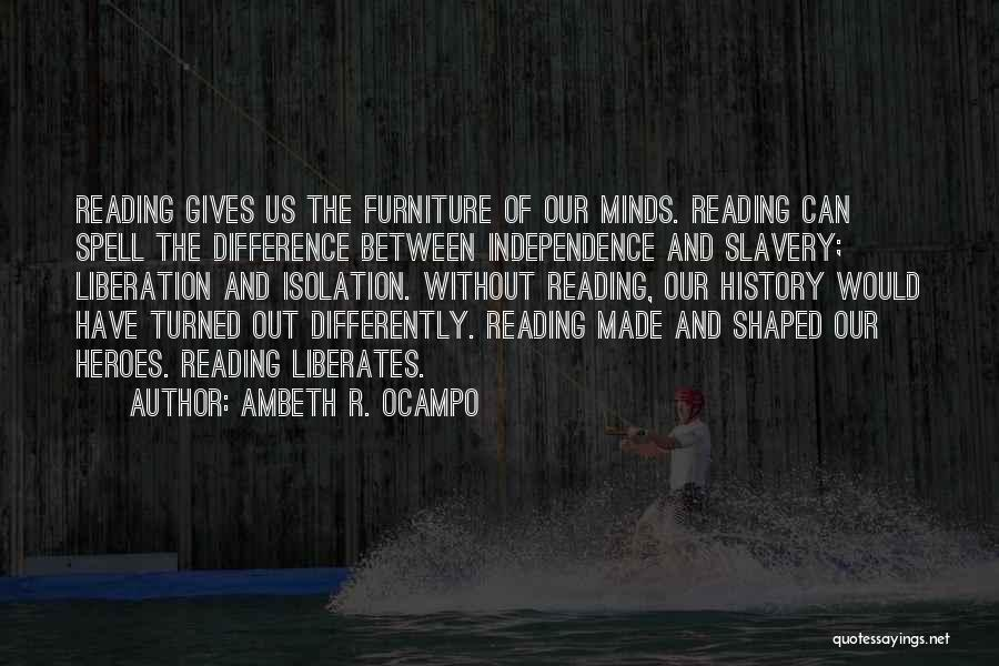 Ambeth R. Ocampo Quotes 351495