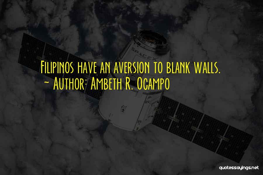 Ambeth R. Ocampo Quotes 633358