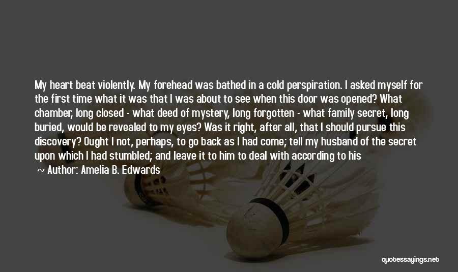 Amelia B. Edwards Quotes 1607443