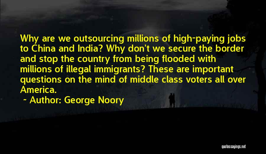 America Being The Best Country Quotes By George Noory