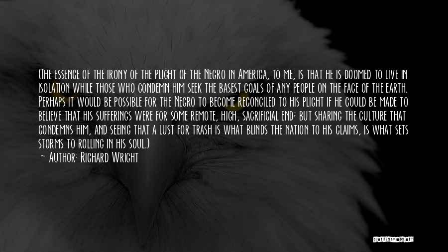 America Is Doomed Quotes By Richard Wright
