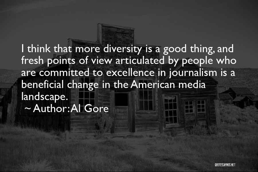 American Diversity Quotes By Al Gore