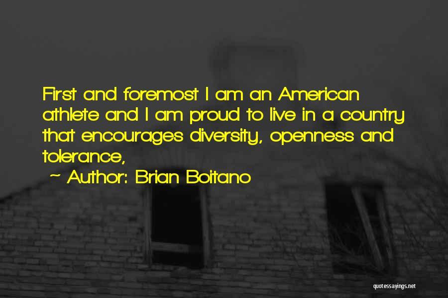 American Diversity Quotes By Brian Boitano