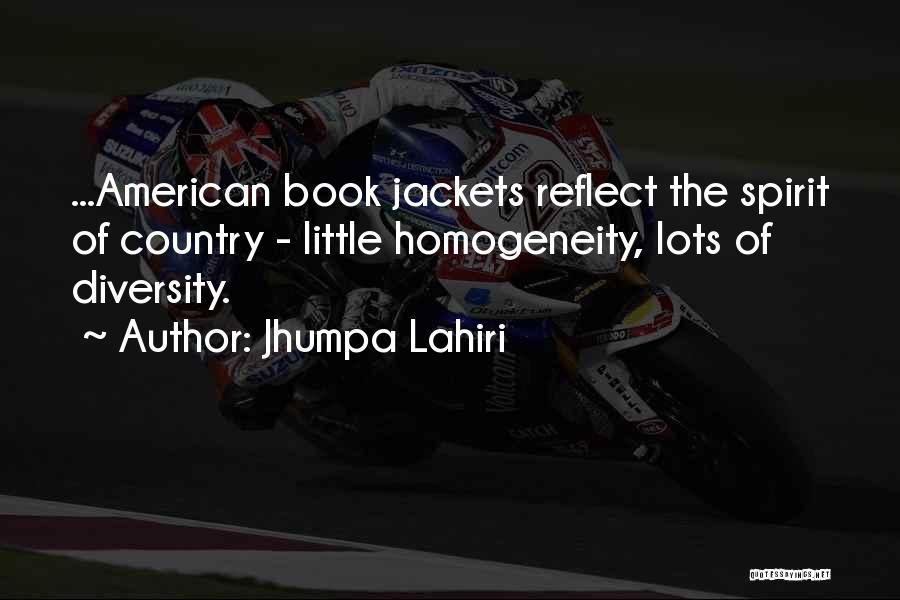 American Diversity Quotes By Jhumpa Lahiri