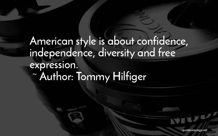 American Diversity Quotes By Tommy Hilfiger