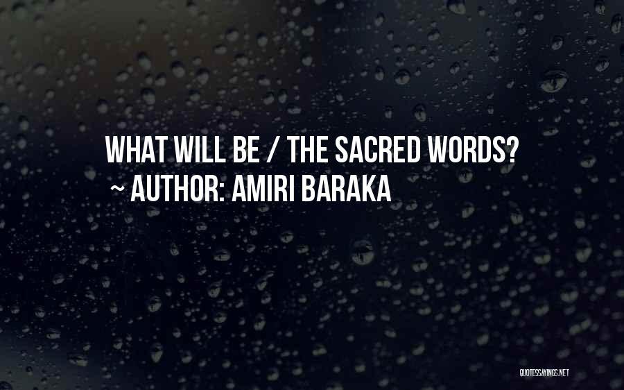 Amiri Baraka Quotes 1122021