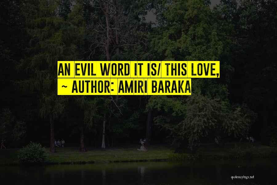Amiri Baraka Quotes 1330828