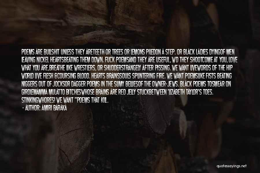 Amiri Baraka Quotes 1501013
