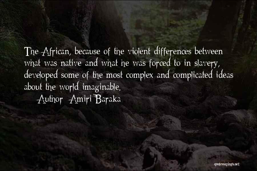 Amiri Baraka Quotes 1673049