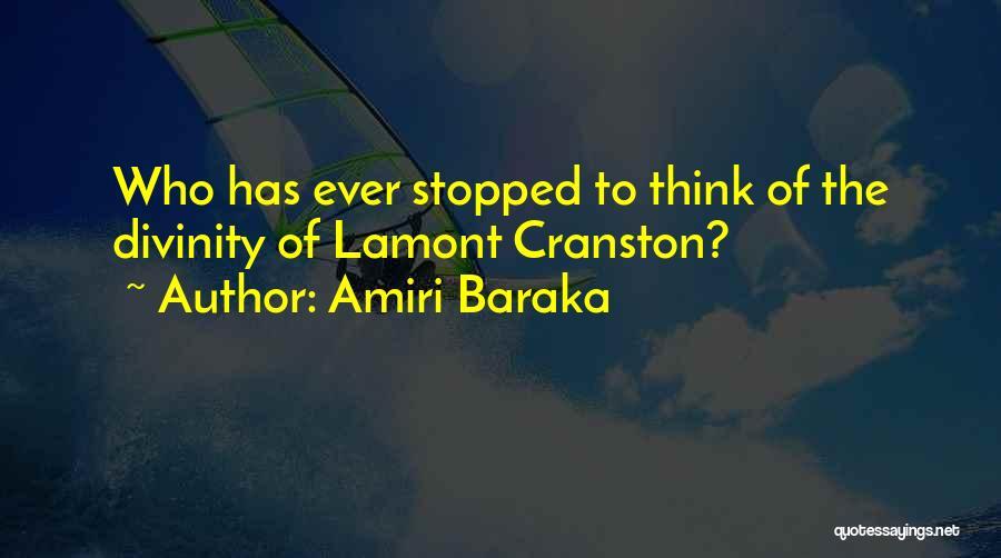 Amiri Baraka Quotes 1764678