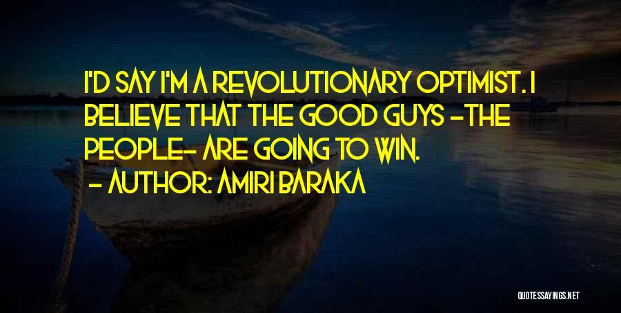 Amiri Baraka Quotes 1797216