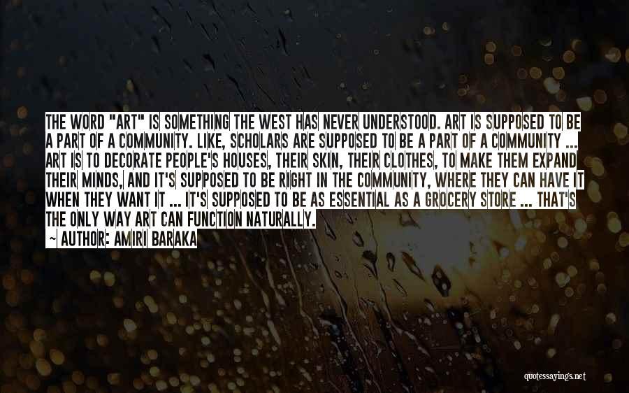 Amiri Baraka Quotes 1833751