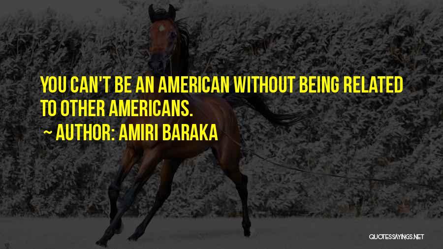 Amiri Baraka Quotes 1836160