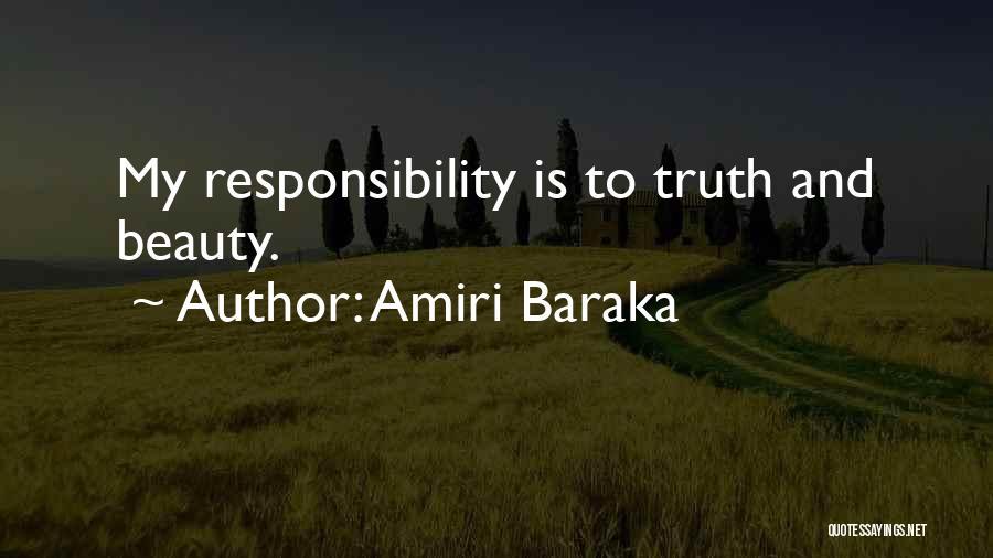 Amiri Baraka Quotes 1851409