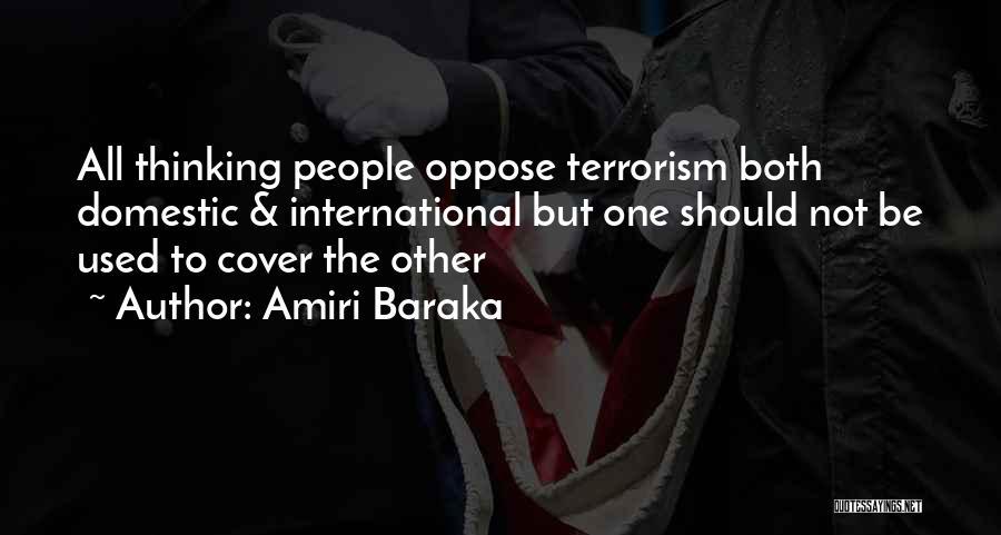 Amiri Baraka Quotes 1993151
